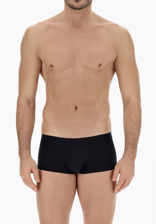 Men's Boxer in recycled stretch cotton