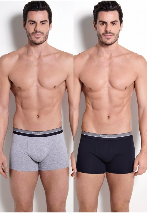 Front-Fly Boxer Double-Pack