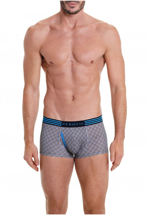 OPEN CLOSE FITTING BOXERS