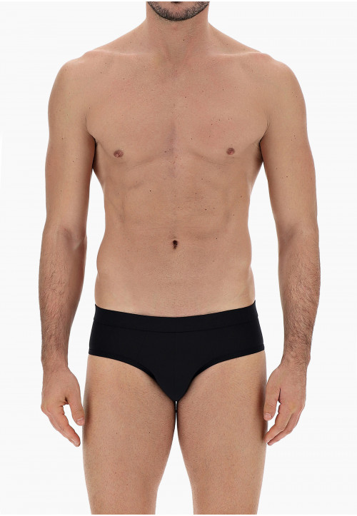 Men's briefs in recycled stretch cotton